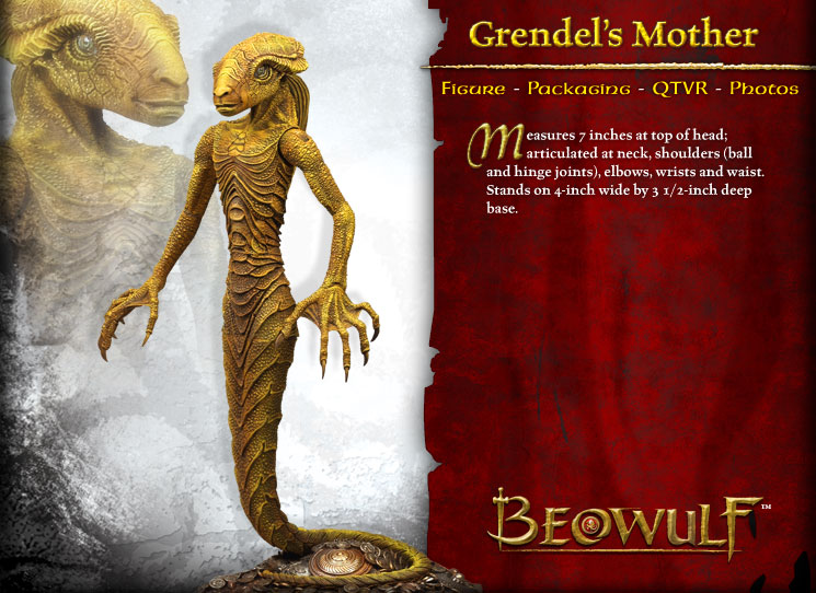 a review of the story of grendel
